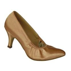 691103 Ballroom Ladies Dance Shoes Many styles of ladies Ballroom Shoes. All our shoes can be custom made with extra cushioning for extra comfort and long hours of dancing.